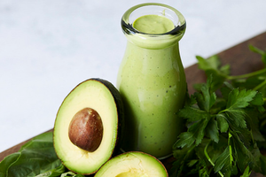 Green Avocado Dressing