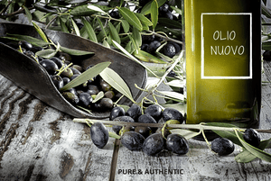 "The Freshest Olive Oil of the Season is Olio Nuovo – ""New Oil"""