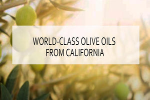 Olive Oil made in the USA