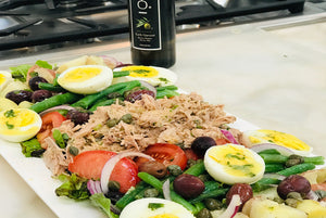 Authentic Salade Nicoise | By Chef Bijou
