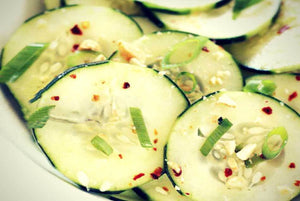 Cucumber Feta Salad | Fancy Salad Recipe | Nuvo Olive Oil
