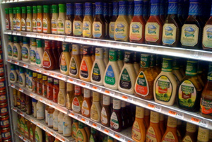 The Salad Dressing To NEVER Eat