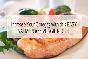 Healthy Salmon and Veggie Recipe