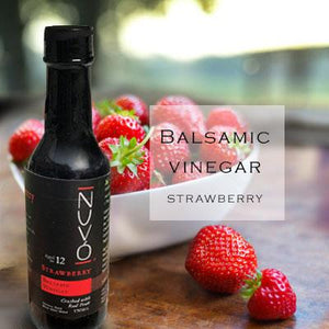 Balsamic Vinegar -  Farm Fresh Strawberry