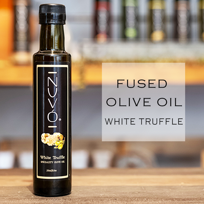 White Truffle Fused Olive Oil
