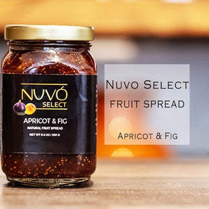 Apricot/Fig Fruit Spread | Nuvo Select