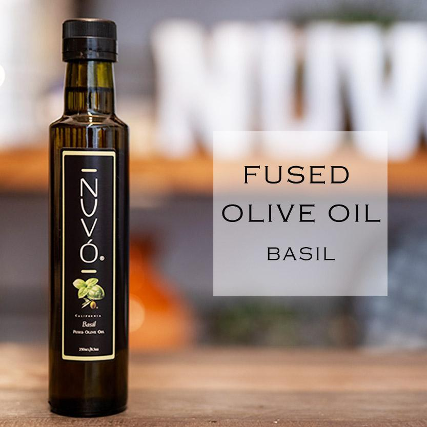 Fused Olive Oil Basil