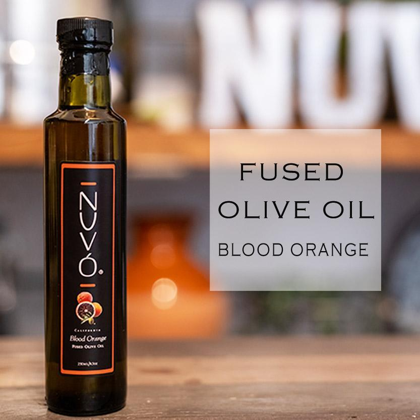 Fused Olive Oil - Blood Orange