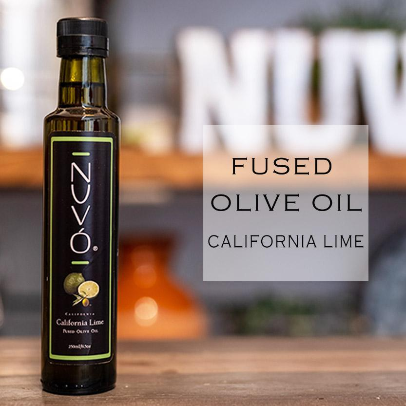 Fused Olive Oil | California Lime