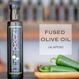 Fused Olive Oil Jalapeno