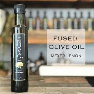 Fused Olive Oil | Meyer Lemon