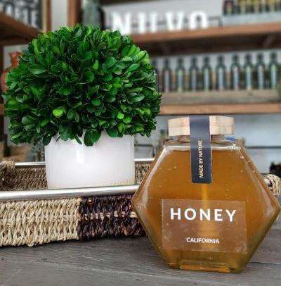 Organic Raw Honey | Nuvo Select