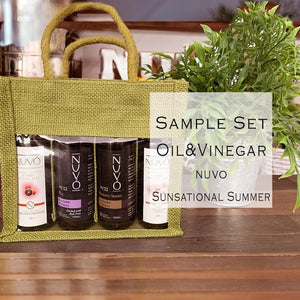 Nuvo Sunsational Summer | Sample Set