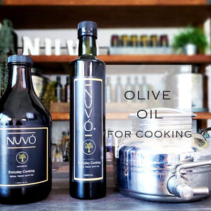 The Everyday Cooking Oil | EVOO