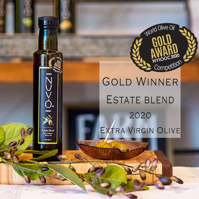 The Estate Blend - Extra Virgin Olive Oil