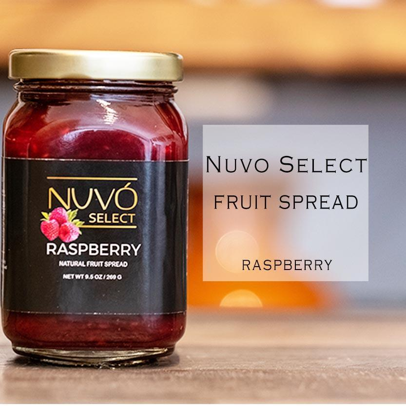 Raspberry Fruit Spread | Nuvo Select