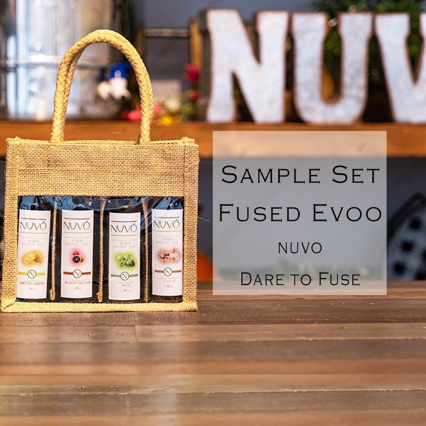Nuvo Dare to Fuse | Sample Set