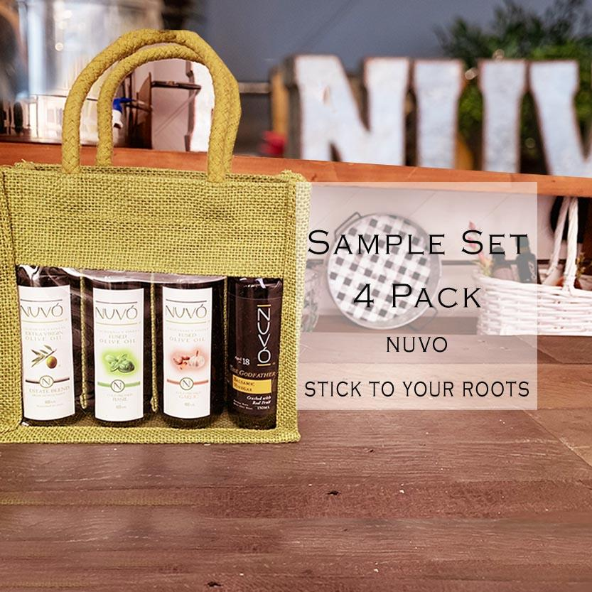 Nuvo Stick to Your Roots | Sample Set