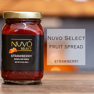 Strawberry Fruit Spread | Nuvo Select