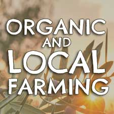 Organic and Local Farming