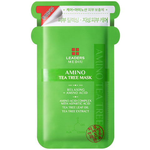 Amino Teatree Mask Front