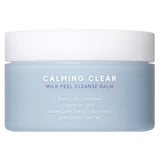 Calming Clear Milk Peel Cleanse Balm Front
