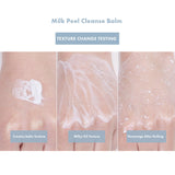 Milk Peel Cleanse Balm