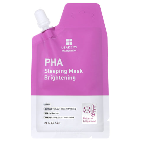 PHA Sleeping Mask Brightening