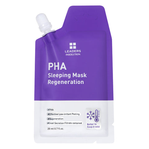 PHA Sleeping Mask Regeneration