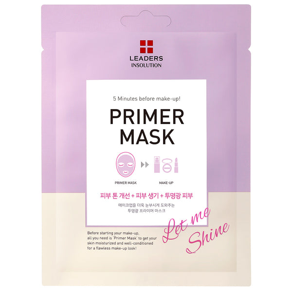 Let Me Shine Primer Mask - Front