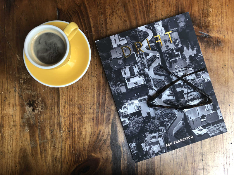 Drift Magazine Volume 7: San Francisco - Devocion Coffee
