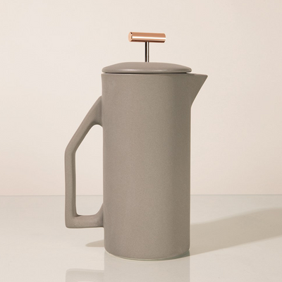YIELD ORIGINALS - CERAMIC FRENCH PRESS