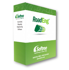 RoadEng Forest Engineer Version 8