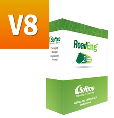 RoadEng Civil Engineer Upgrade V8