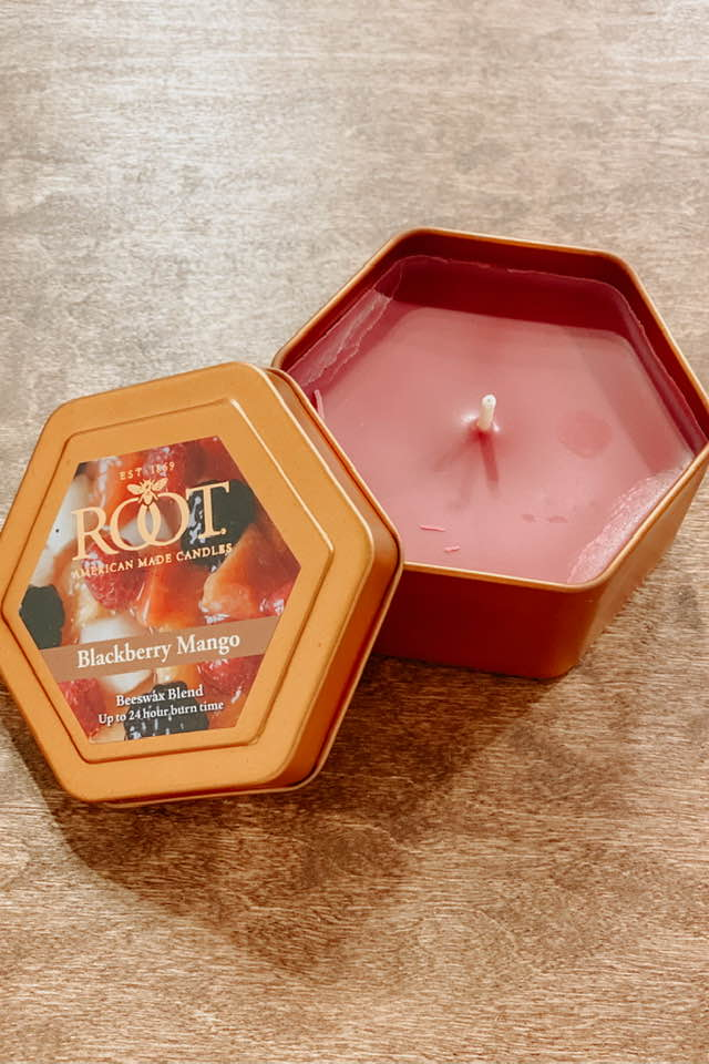 Traveler Root Candle