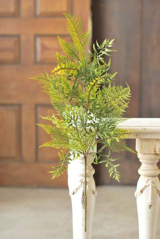 "30"" Deer Fern Spray"