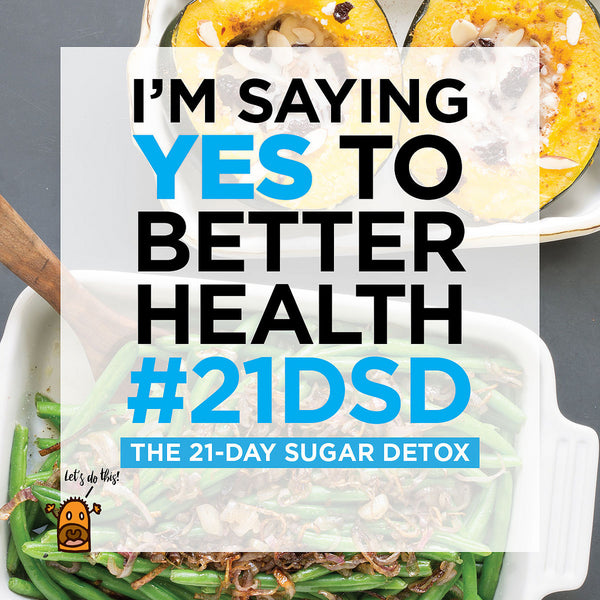 The 21 Day Sugar Detox: Not Just About Sugar