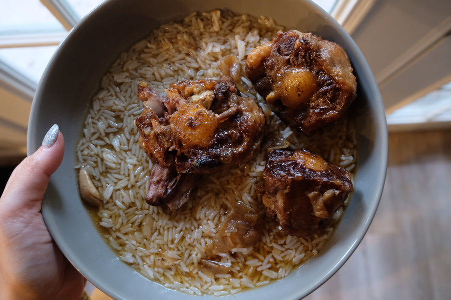 Ghee Recipe: Instant Pot Oxtail