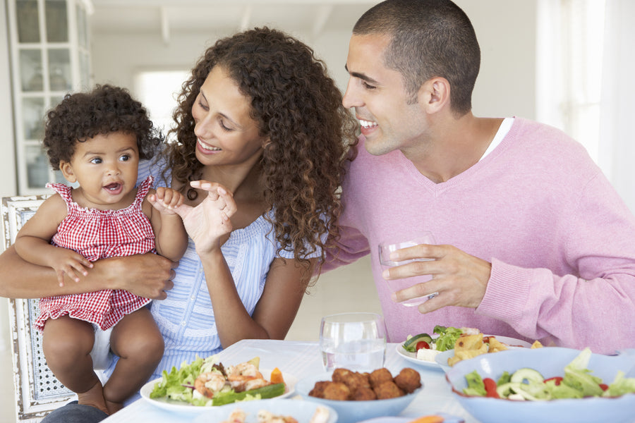Teach Your Children About Clean Eating for a Lifetime of Health Benefits