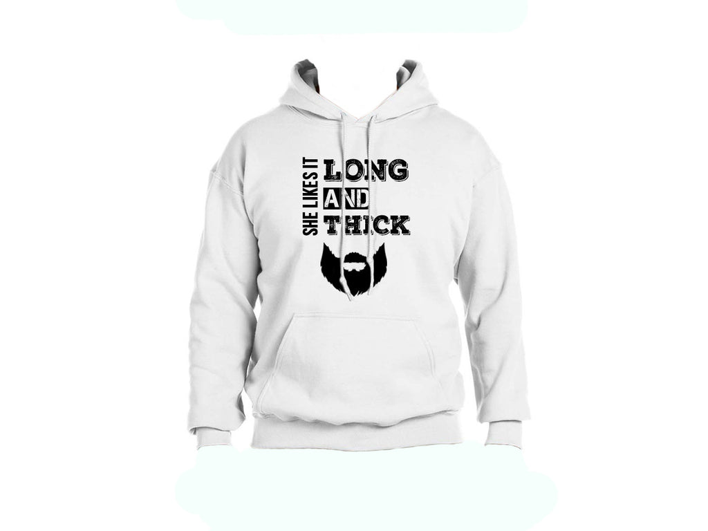 Long And Thick Hoodie
