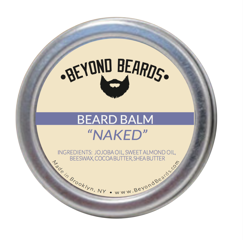 Naked Beard Balm 1OZ