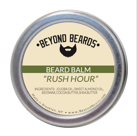 Rush Hour Beard Balm 1OZ