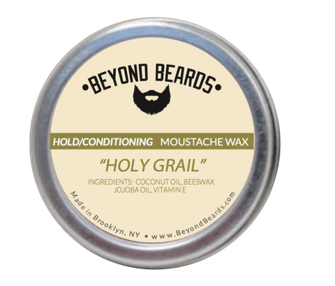 Mustache Wax Holy Grail 1OZ