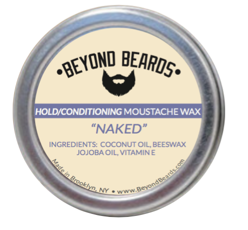 Mustache Wax Naked 1OZ
