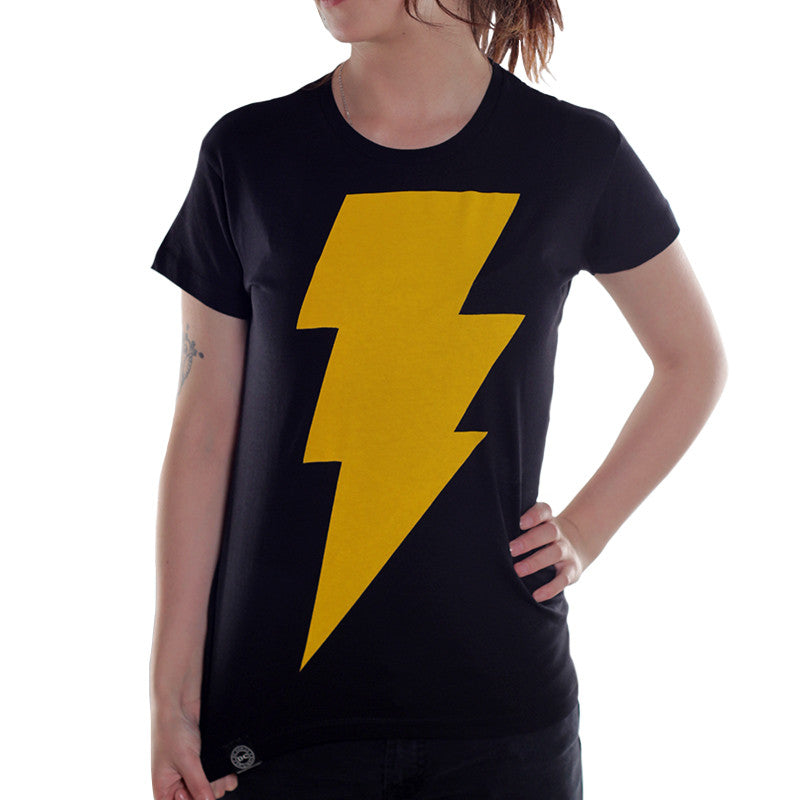 Blusa Logo Black Adam