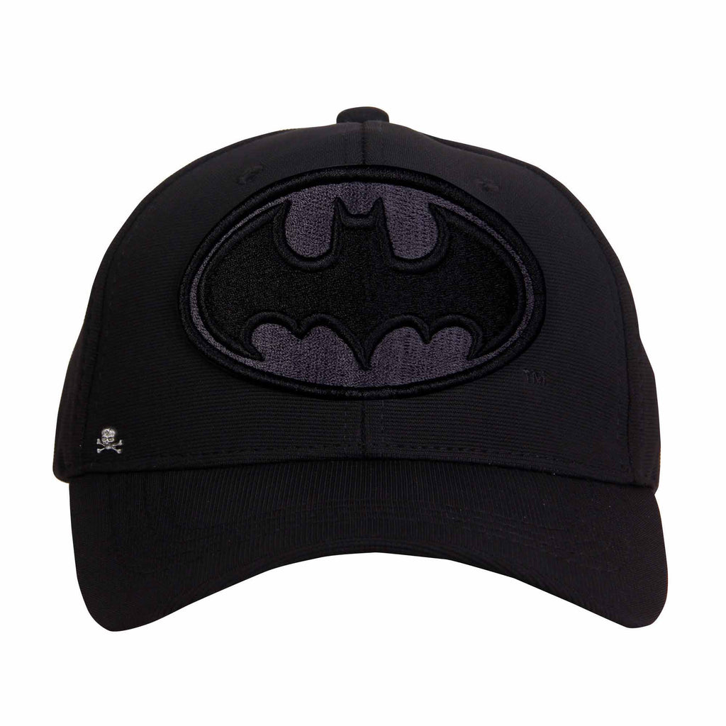Gorra Baseball Flex Batman Black Edition