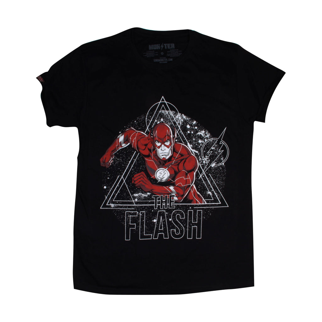 Playera Dark Electric Flash