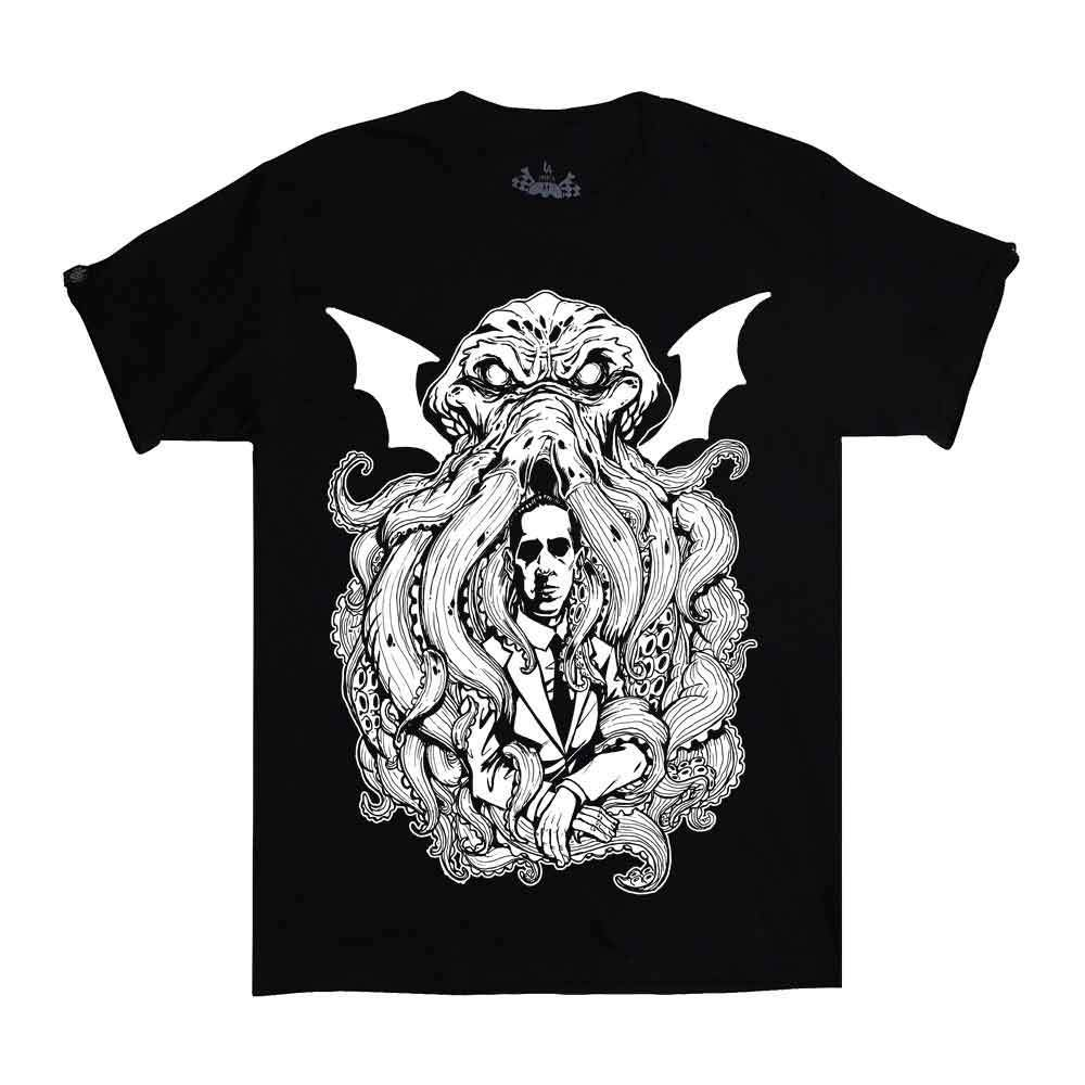 Hombre Top Seller Cthulhu Lovecraft