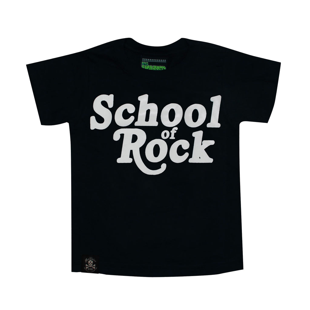 Playera Niño School Of Rock