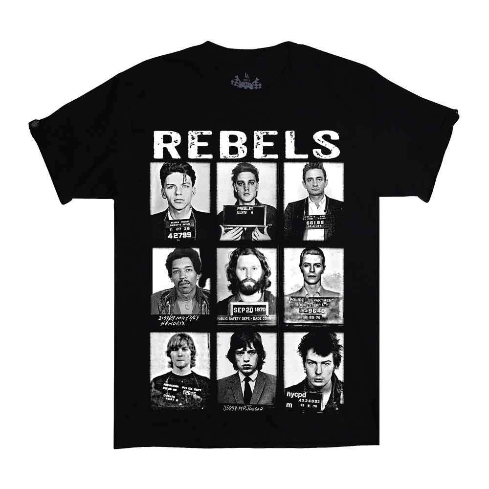 Hombre Top Seller Rebels